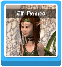 elf names generator button