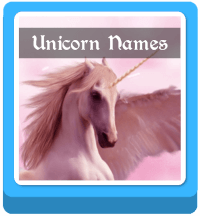 unicorn names generator button