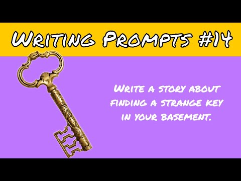 pirate writing prompt video