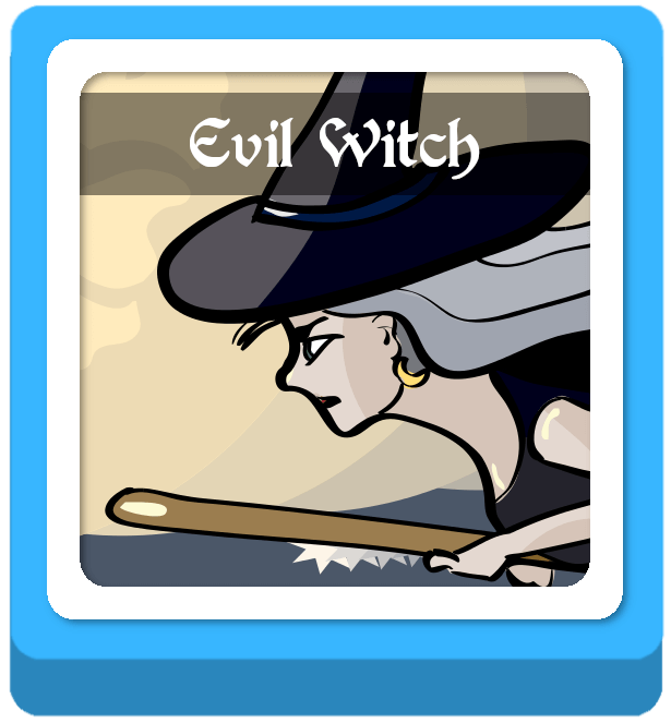 evil witch names