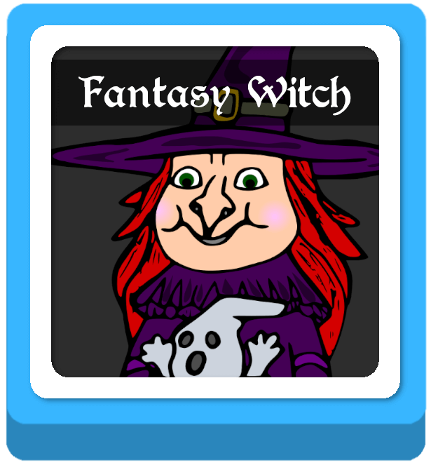 fantasy witch names