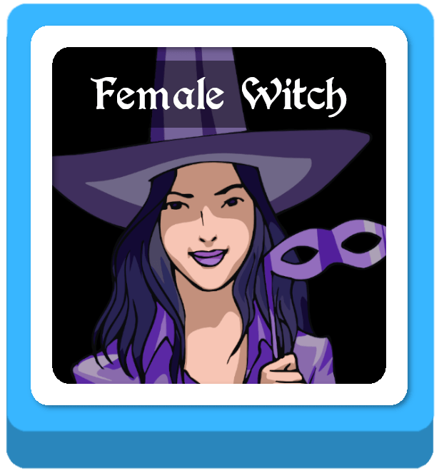 female witch name generator