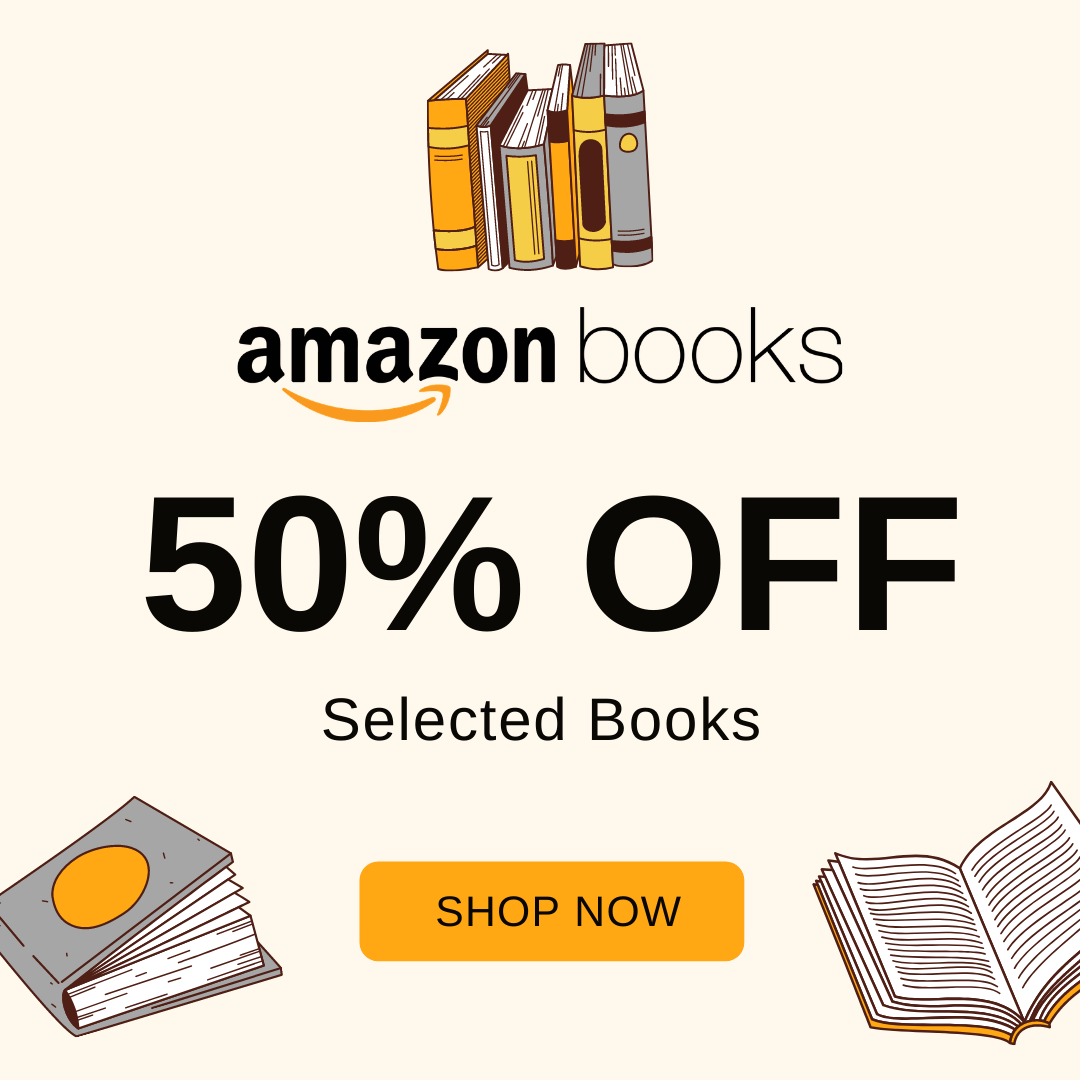 Amazon Book Sale